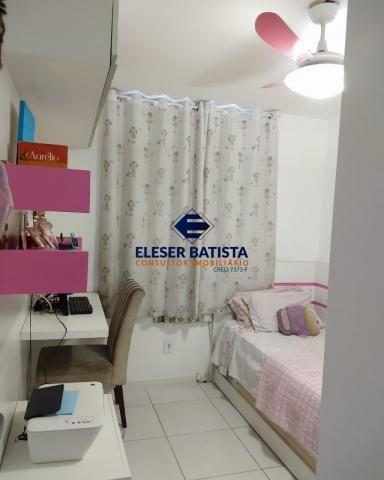 Apartamento à venda com 2 dormitórios em Villaggio laranjeiras, Serra cod:AP00077 - Foto 11