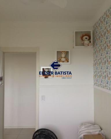 Apartamento à venda com 3 dormitórios em Villagio manguinhos, Serra cod:AP00088 - Foto 2