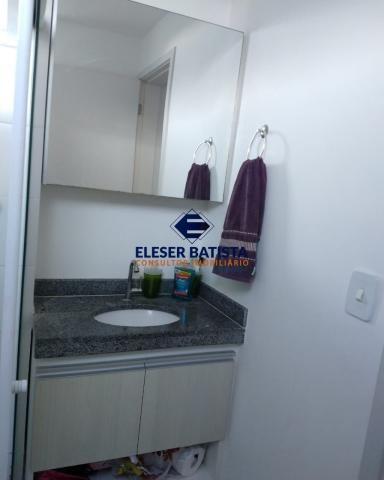 Apartamento à venda com 2 dormitórios em Villaggio laranjeiras, Serra cod:AP00077 - Foto 15