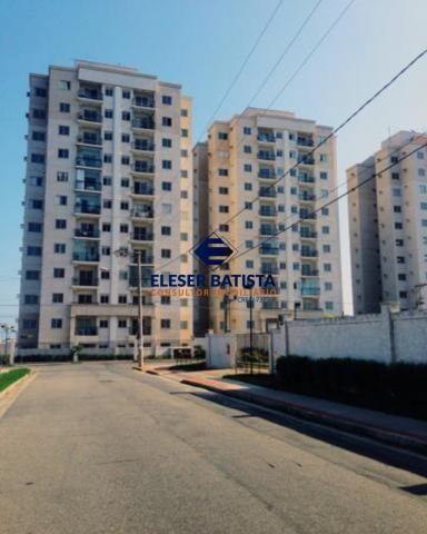 Apartamento à venda com 3 dormitórios em Villagio manguinhos, Serra cod:AP00088