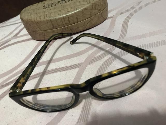 b50e856a16a44 Armação óculos de grau chili beans preço original 320