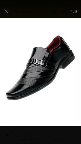 4b876399c Kit 3 pares de Sapato Social Vernis para revenda - Roupas e calçados ...