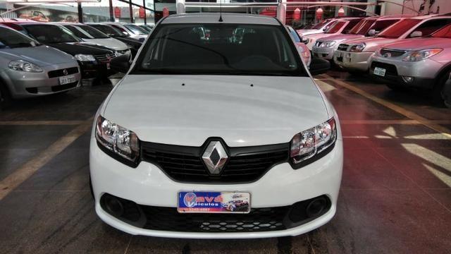 Renault Sandero Authentique 1.0 12V (Flex) 2018 - Foto 3