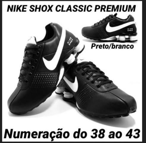 8959044862e Jpp Calçados - Nike Shox Classic Premium ( Oferta ) - Roupas e ...