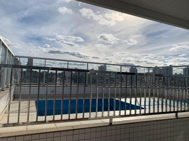 Cobertura à venda, 4 quartos, 3 vagas, caiçaras - belo horizonte/mg - Foto 9