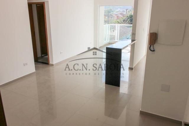 Apartamento à venda com 2 dormitórios em Centro, Ubatuba cod:AP00435 - Foto 2