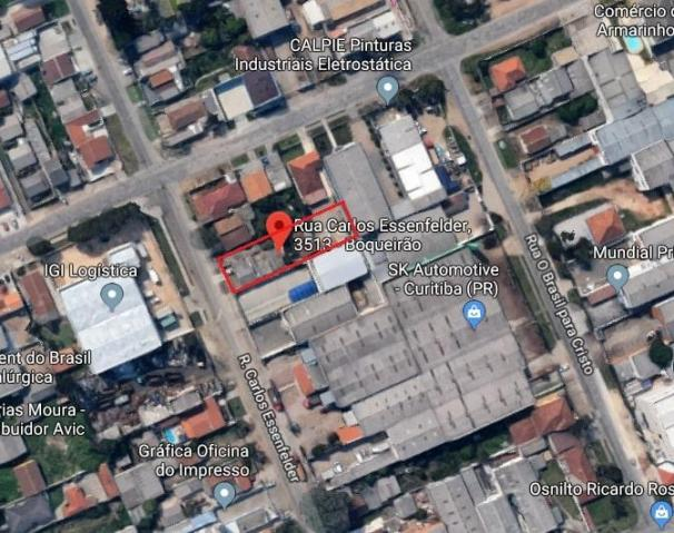 Terreno à venda, 600 m² por R$ 690.000,00 - Boqueirão - Curitiba/PR - Foto 6