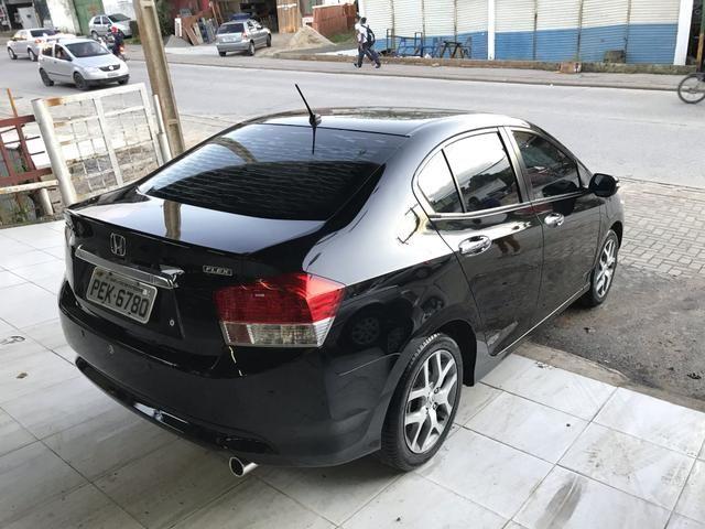 Honda City 1.5 EX AUTOMÁTICO 2012 - Foto 5