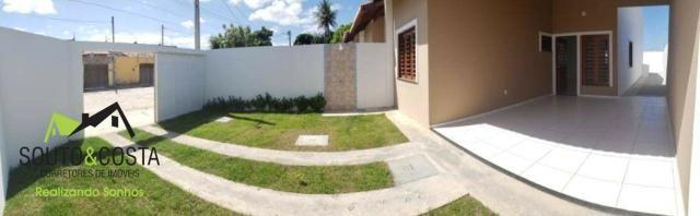 Linda casa com 03 Quartos - Próximo a Fabrica Fortaleza - Foto 2