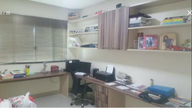 Setor Leste QD 26, Sobrado Novo com 5qts (3 suítes) estudo troca por apartamento - Foto 18