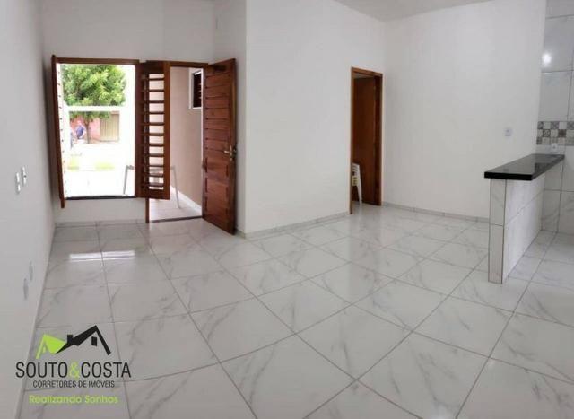Linda casa com 03 Quartos - Próximo a Fabrica Fortaleza - Foto 5
