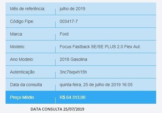 Ford Focus Sedan - Foto 15