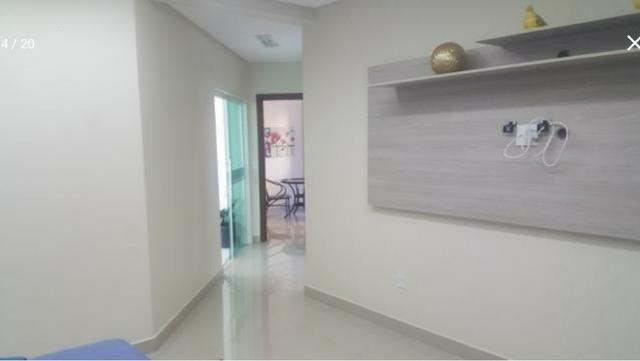 Setor Leste QD 26, Sobrado Novo com 5qts (3 suítes) estudo troca por apartamento - Foto 7