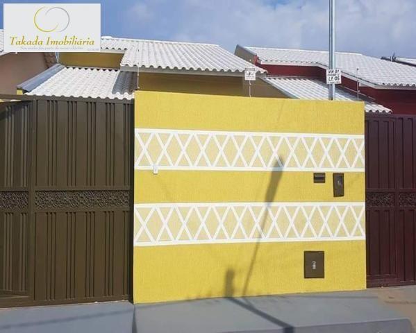 Casa à venda com 3 dormitórios em Chácaras do abreu, Formosa cod:CA00005 - Foto 2