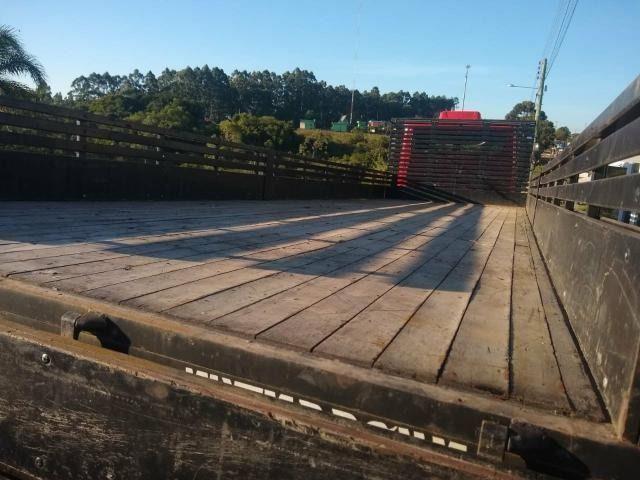 Carroceria caminhao mercedes 1113 1513 1618 1620 8,7 metros - Foto 6