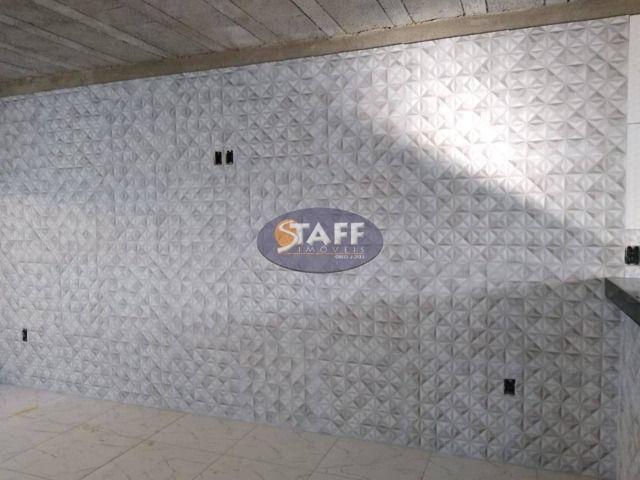 RRR:Casa 2 quartos sendo 1 suite com área gourmet no orla 500 em Unamar-Cabo Frio! - Foto 9