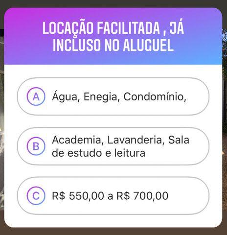 """Incluso no Aluguel - Água, luz, Gás, Condomínio, Academia, internet """"brinde"""" - Foto 10"""