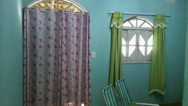 Vendo ou troco casa nas montanha mobilhada garagem rio posmozer santa maria 2 km centro - Foto 6