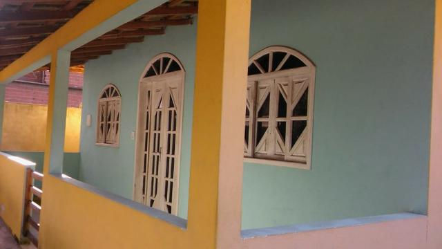Vendo ou troco casa nas montanha mobilhada garagem rio posmozer santa maria 2 km centro - Foto 8