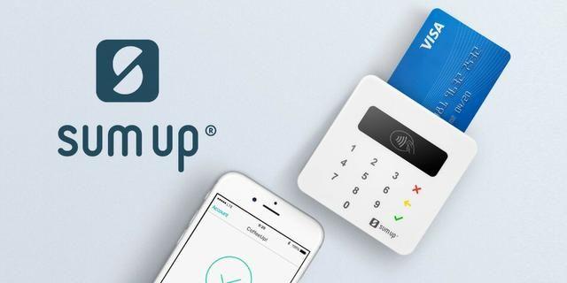 Máquina de Cartão de Crédito SumUp (Novo na caixa lacrada) - Foto 3