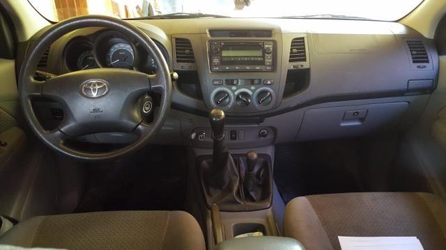 Hilux SR 3.0 manual. Troco em carro - Foto 5