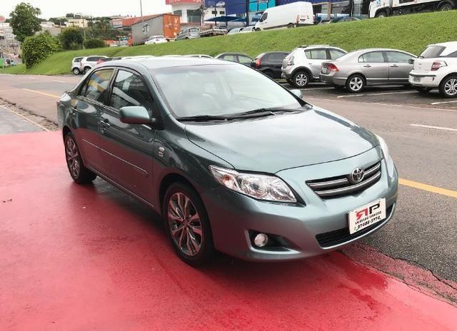 Corolla 1.8 XLi Flex Automático 2009 - Troco e Financio - Foto 4