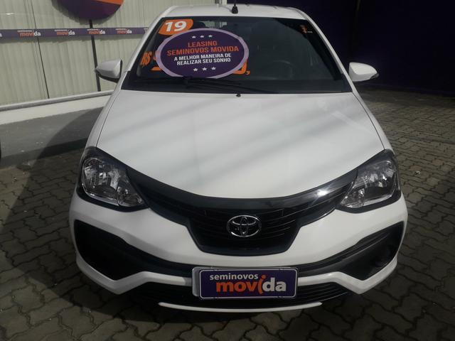 Etios sedan 1.5 X 2019