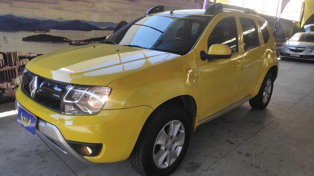 Ex Táxi Duster DAKAR 1.6 2016 muito novo!!! - Foto 3