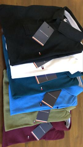 Camisa Polo Tommy - Foto 6