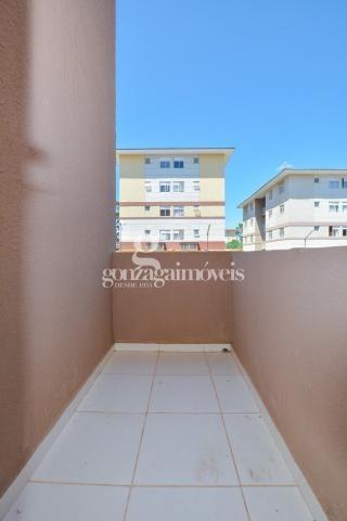 Apartamento para alugar com 2 dormitórios em Campo de santana, Curitiba cod: * - Foto 4