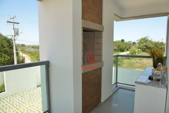 Excelente apartamento com elevadoras Ostras/RJ - Foto 12