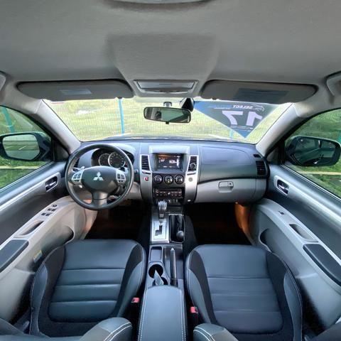 Mitsubishi Pajero Sport 3.2 Hpe Diesel Automático 4x4 - 2017 - Foto 8