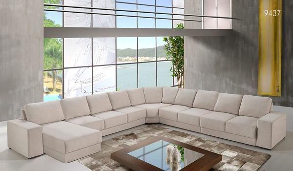 Sofá projetado sob medida( maior garantia do mercado) - Foto 3