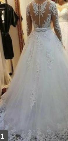 Vestido de noiva contato : * - Foto 2