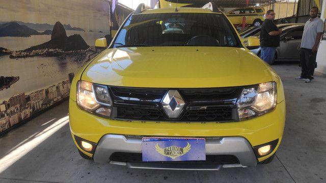 Ex Táxi Duster DAKAR 1.6 2016 muito novo!!! - Foto 2