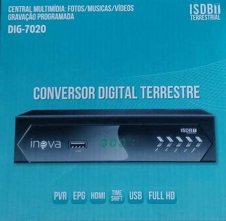 CONVERSOR DIGITAL INOVA ORIGINAL