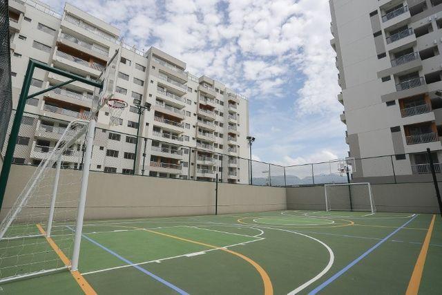 Apartamento 3 Quartos com Suíte Lavabo Varanda Sacada e Lazer RG Personal Recreio - Foto 4