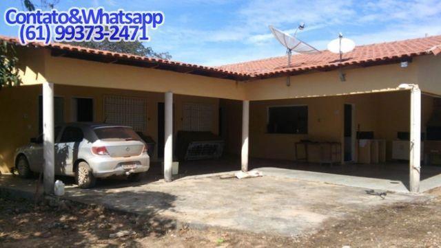 Ótima Casa Mobiliada no Lago de Serra da Mesa, Niquelândia, Goias. Aceita Carro - Foto 13