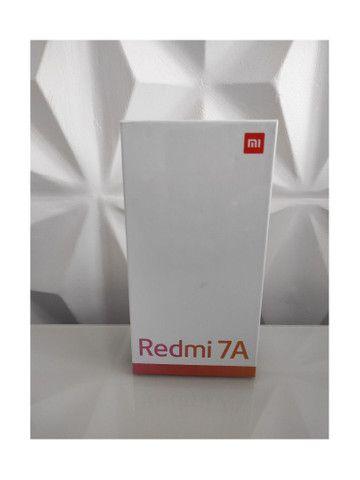 Urgente!! Redmi 7A 32 Da Xiaomi.. Novo Lacrado com Garantia e Entrega.