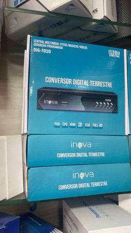 CONVERSOR DIGITAL INOVA ORIGINAL - Foto 3