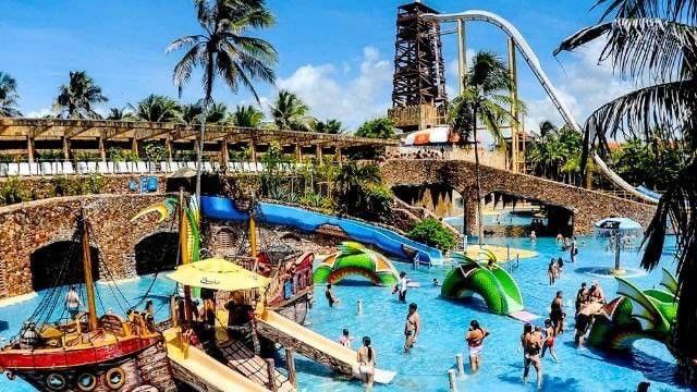 Vendo semana em um dos resorts do Beachpark, com ingressos ao Park incluso. - Foto 18