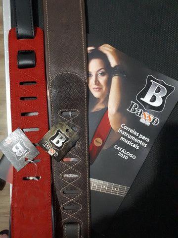 Correias Basso ( Novo )! Para Violão, Guitarra e Baixo - Foto 2