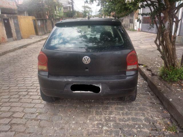 Vendo ou troco por outro carro gol g4 ano 2009 - Foto 2