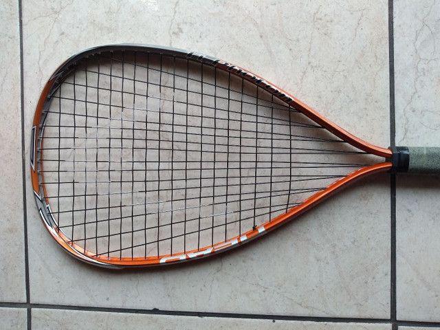 Raquete tênis Wilson Head - 19 fios - Foto 6