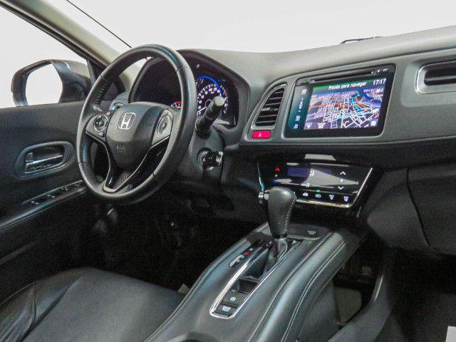 Honda HRV 1.8 EXL Flex Cambio CVT 2016 - Foto 11