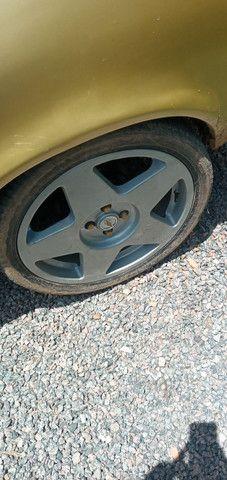 Rodas 18 com 4 pneus zeros