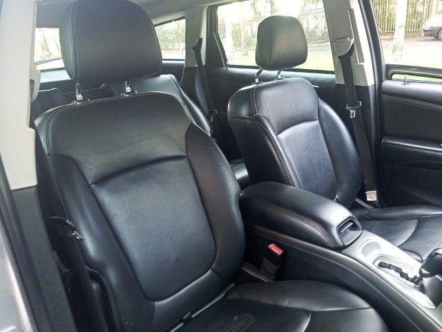 Dodge Journey 2012 Blindada n3a Sxt 3.6 v6 7lug aut+tip+toplinha+novíssima!!! - Foto 15