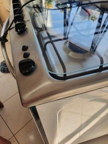 Fogão 6 bocas Electrolux inteirasso - Foto 3