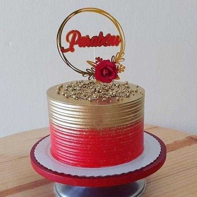Festa na caixa, bolos e empadas