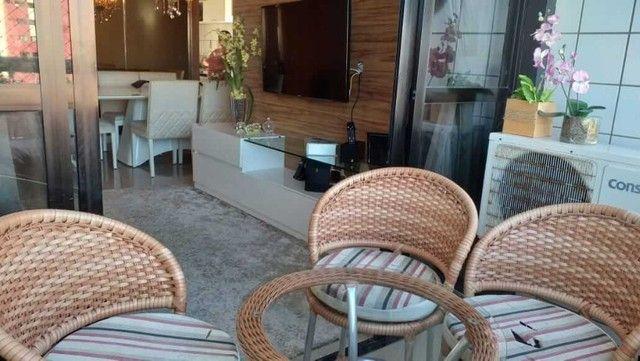 (ESN)TR65671. Apartamento na Aldeota com 106m², 3 suítes, DCE, 2 vagas - Foto 4